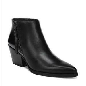 Sam Edelman ankle booties black Women size 10 boot